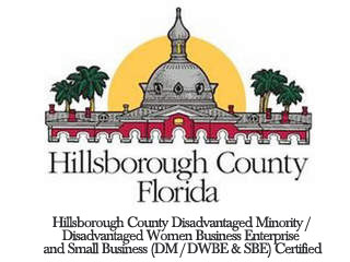 Hillsborough County Disadvantaged Minority / Disadvantaged Women Business Enterprise and Small Business (DM / DWBE & SBE) Certified